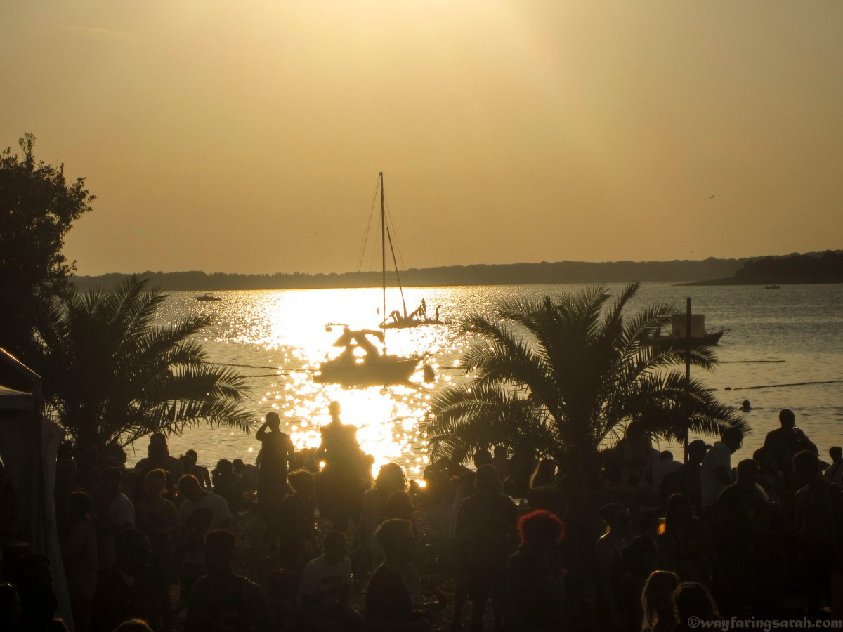 Croatia's Mighty Outlook Festival